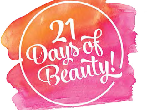 Ulta 21 Days of Beauty Haul!